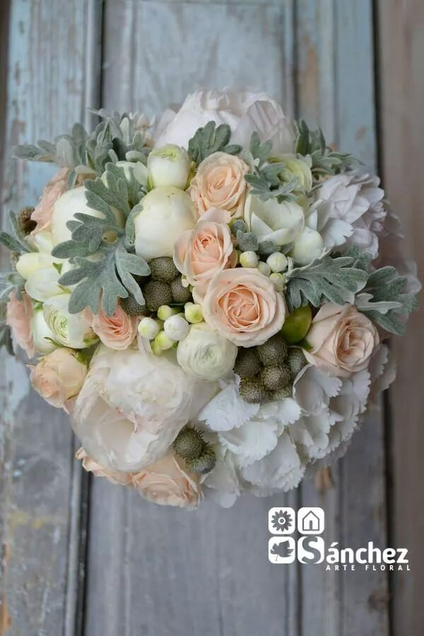 Ramos de novia s nchez arte floral - Ramos de calas para novias ...